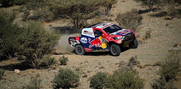 2021 Dakar Rallisi'nde heyecan başladı