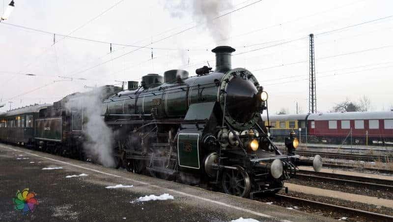 romantik yol tren