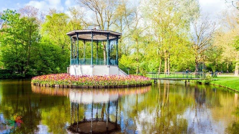 amsterdam gezilecek yerler Vondelpark