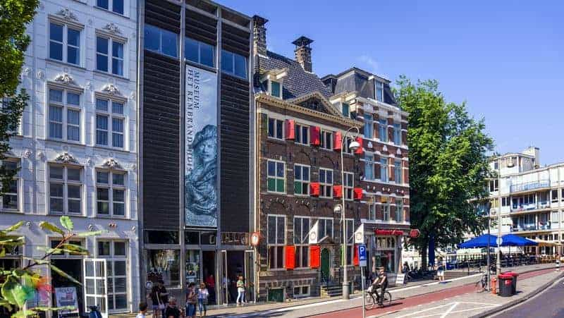 Rembrandthuis amsterdam müzeleri