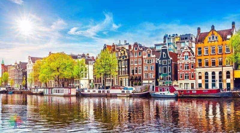 Amsterdam Gezilecek Yerler | En Güzel 20 Yer!