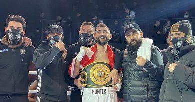 Arda Tamer Avcı Ukrayna'da şampiyon oldu
