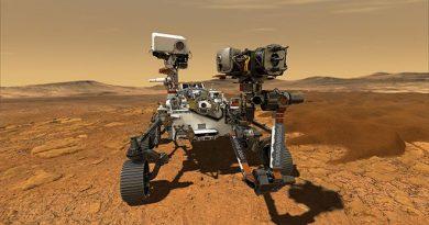 NASA, Perseverance uzay aracını Mars'a indirdi; işte detaylar