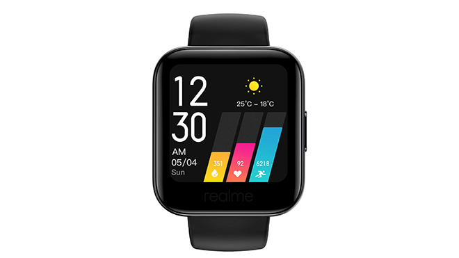 Realme'nin ilk akıllı saati; Realme Watch incelemesi